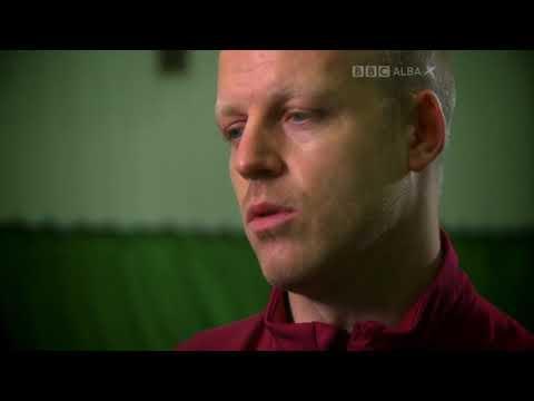 Steven Naismith BBC Alba interview