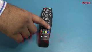Intex LED TV USB To USB Video File Transferring YT