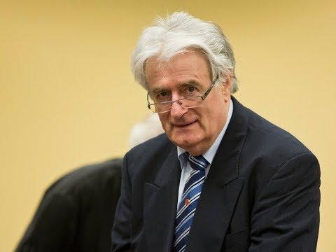 السجن مدى الحياة لـ -سفاح البوسنة-  - نشر قبل 4 ساعة
