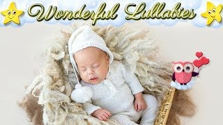 Super Relaxing Lullaby Sleep Music For Babies ♥ Best Soft Bedtime Hushaby ♫ Good Night Sweet Dreams