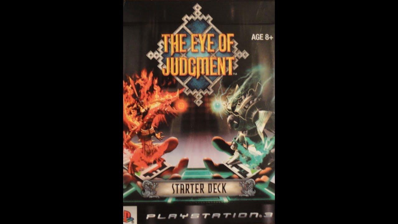 2007 Eye Of Judgment Starter Decks Lot of 10