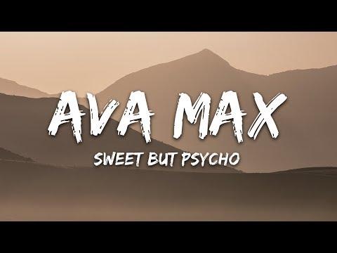 Ava Max - Sweet But Psycho (Lyrics)