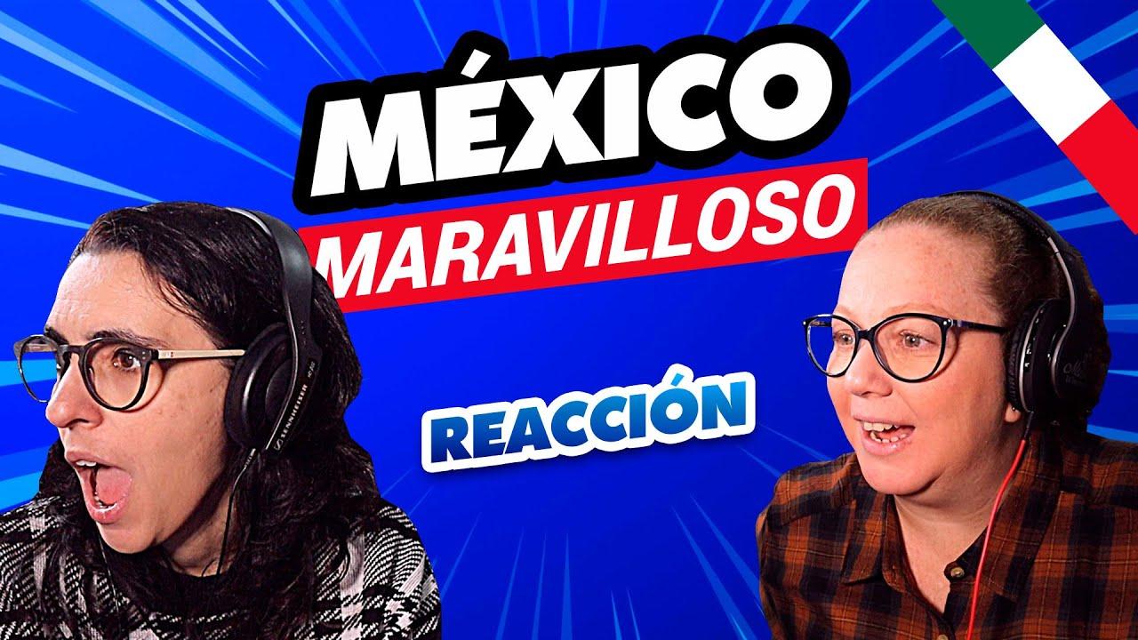 Argentinas REACCIONAN a 20 MARAVILLAS NATURALES más ASOMBROSAS de MÉXICO 😍 | MODO TURISTA