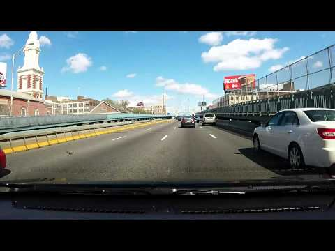 Savage Attack Caught On Dash Cam Philadelphia Ben Franklin Bridge