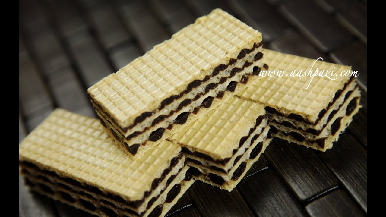 Mikado Wafer Recipe Youtube