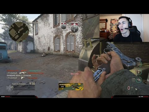 FAZE CENSOR PLAYS CALL OF DUTY WWII