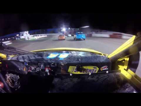 Madison Speedway Hornet Heat 9-30-17