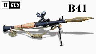 Sức mạnh hủy diệt của súng chống tăng B41-H GUN