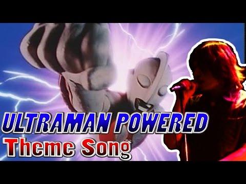 Ultraman Powered Theme Song/ウルトラマンパワード OP ( Lyrics ) cover by atsuki