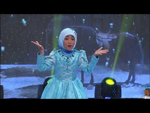 Bila Syifa Jadi Cinderella..Sufian Suhaimi Siap Datang!
