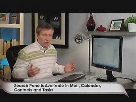 Get Connected  How To  Office 2007  Instant Search