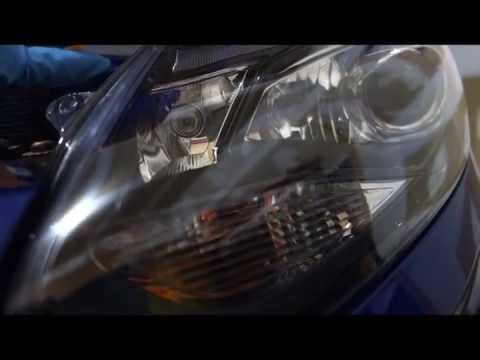 How To Remove Ford Focus Headlamps Assembly