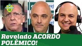 A Globo ODIOU! Palmeiras e Esporte Interativo têm acordo POLÊMICO revelado!