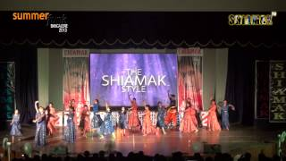 Shubhaarambh - Shiamak Summer Funk 2013 - Bangalore