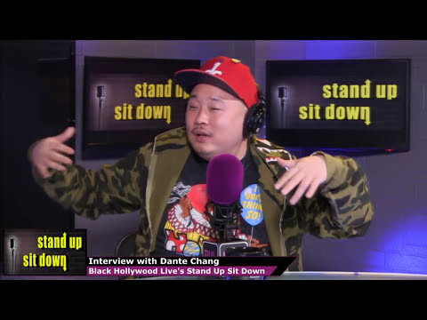 Dante Chang Talks Standup Comedy & his Career on BHL's Stand-up Sit-down