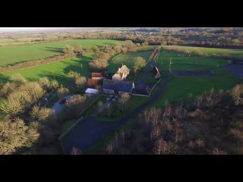 Wick Farm Bath - Aerial Tour