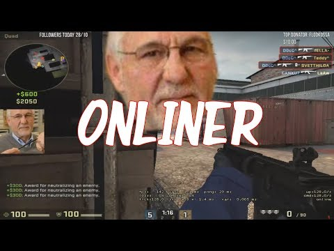 BIGGEST ONLINER IN CSGO