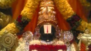 Sri Venkateshwara Suprabhatam Original TTD