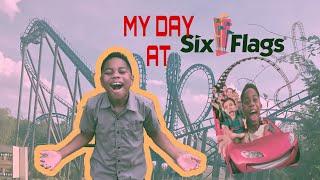 I Went To SixFlags!!