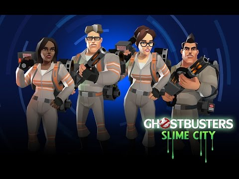 Ghostbusters™: Slime City Preview Video