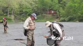 Fly Fishing Penns Creek May 2015