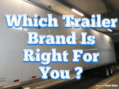 Stoughton Trailers - A Closer Look