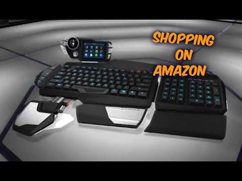 6f0576cae06 Mad Catz Gaming Keyboard || Shopping on Amazon - YouTube