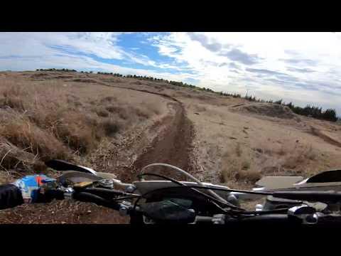 GoPro Hero 6 - AMAZING stabilization on a dirt bike!