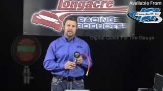 Digital Tire Pressure Gauges by Longacre