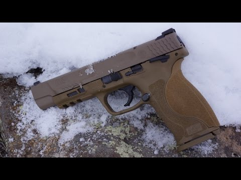 Smith & Wesson M&P M2.0: Making A Great Pistol Even Better—Hands-On Review.