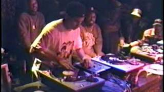 1993 USA DMC Finals: DJ Disk