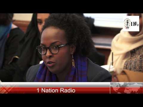 Somalia Studies  Panel Discussion Part #1 April 15 2016