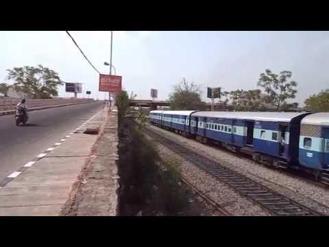 Allahabad-Jaipur Train