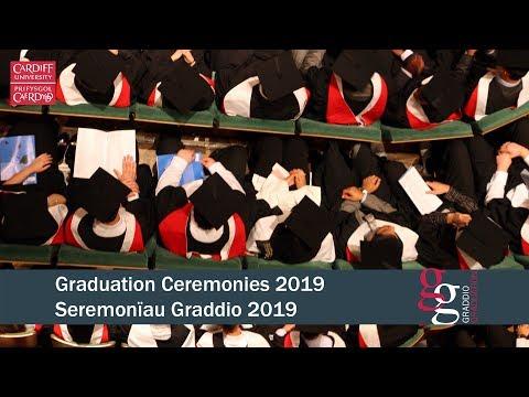 Cardiff University Graduation 18 July 2019 (1730)