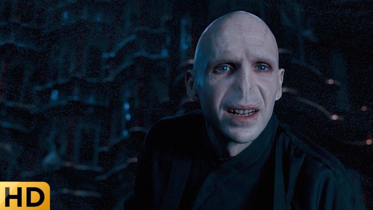 Волан-де-Морт манипулирует сознанием Гарри. Гарри Поттер и ...