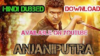 Anjaniputra Full Movie Hindi Dubbed Download HD, Puneeth Rajkumar, Rashmika Mandanna