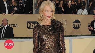 Flu Prevents Nicole Kidman From Celebrating SAG Award   Daily Celebrity News   Splash TV