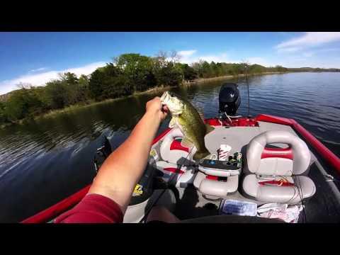 Sight Fishing Lawton Oklahoma 2016