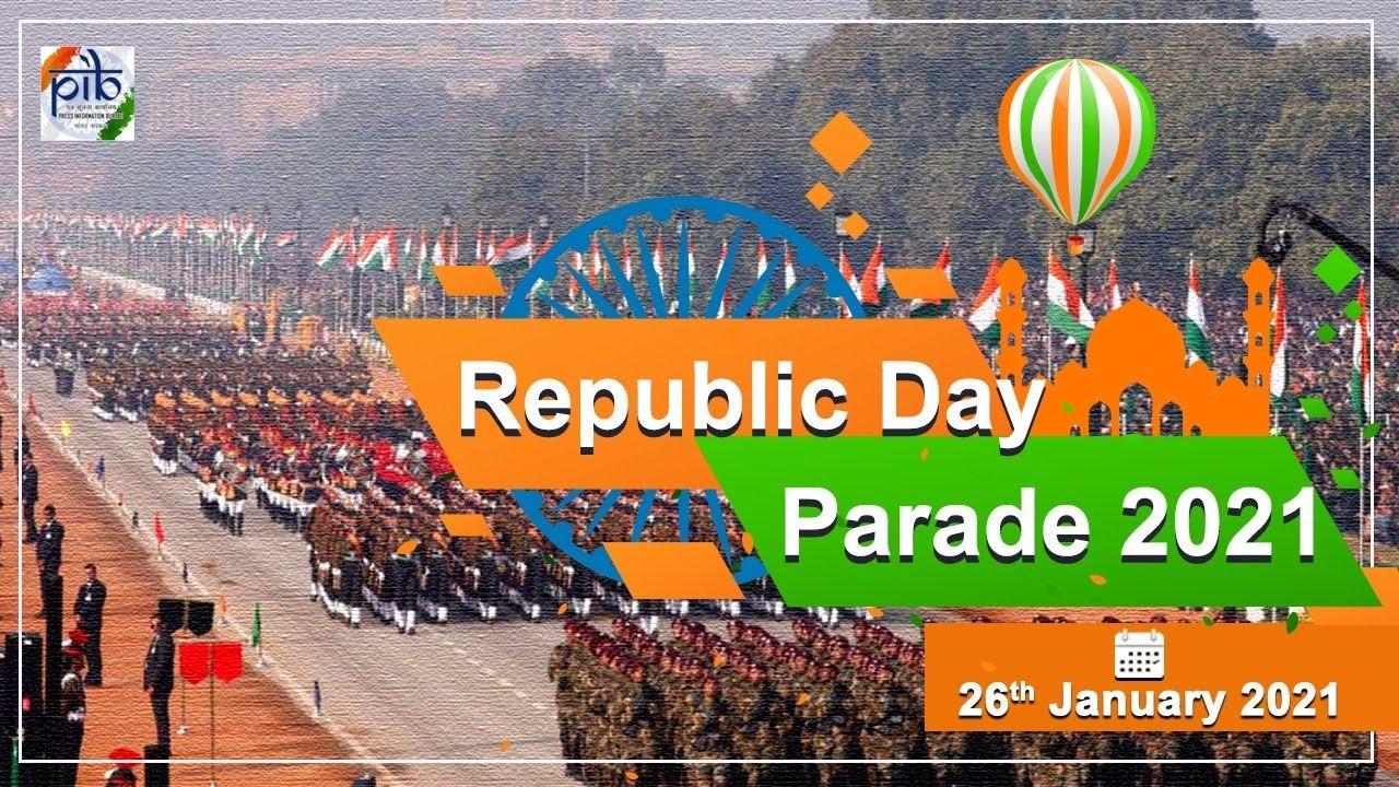 India S Republic Day Parade 26th January 2021 Live Youtube