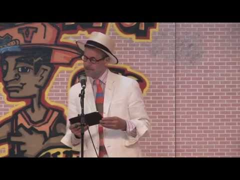 Kenneth Goldsmith | Poetry will be made by all! | Performance