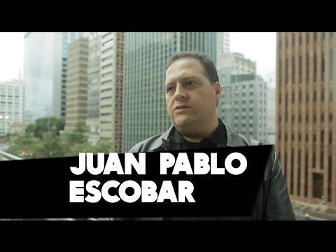 Filho De Pablo Escobar Fala Sobre Seu Pai E O Combate Contra As Drogas - #51