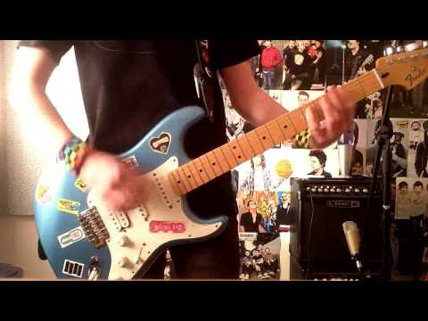 Bad Religion - Father Christmas Guitar Cover