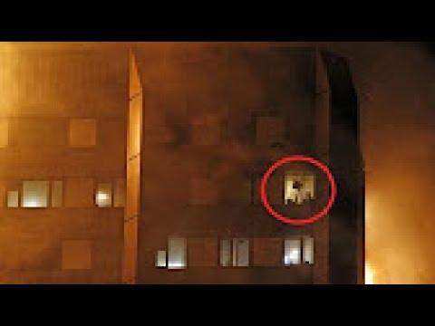 News | London fire : Huge blaze breaks out in west London flats