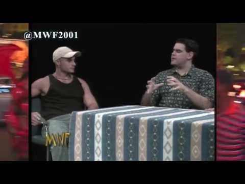 "MWF September 2002:  ""2Xtreme"" John Brooks Interview"