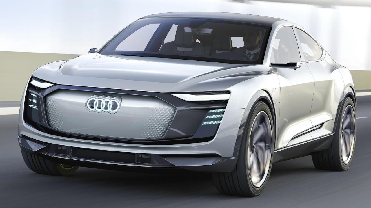 2019 Audi E-Tron Sportback - Interior, Exterior and Drive ...