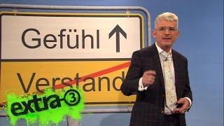 Populismus-Experte Heinz Strunk