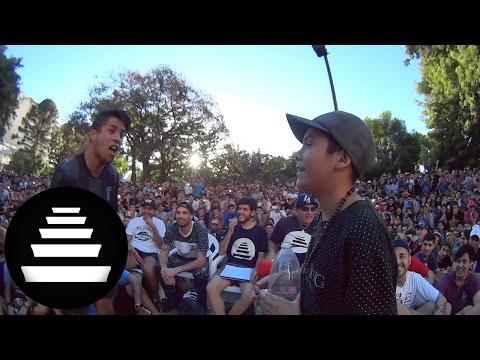 MKS vs LUCHITO vs KZ vs HOPER - 8vos (Pretemporada 2vs2 2017) - El Quinto Escalón
