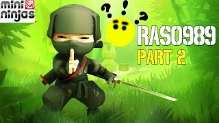 Mini Ninjas - Gameplay Walkthrough (PC HD) part 2