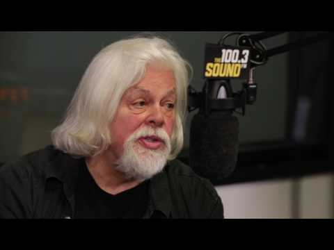 Captain Paul Watson from Whale Wars on 5900 Wilshire