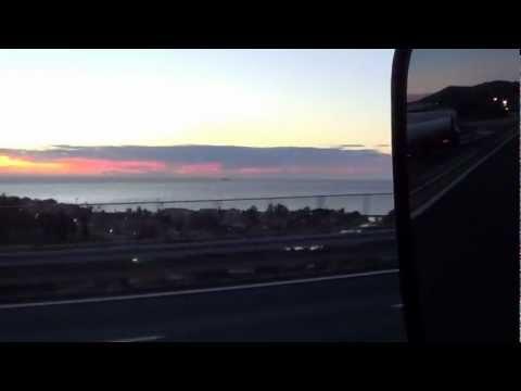 overtaken trucks 4 Cote D Azur (december2012).